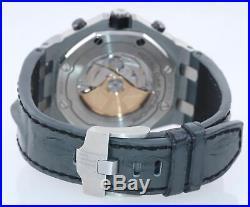 2015 Audemars Piguet Royal Oak Offshore Elephant 42mm 26470ST. 00. A104CR. 01 Watch