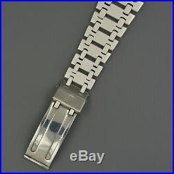 AUDEMARS PIGUET ROYAL OAK 4100ST Automatik 35,5MM STEEL Stahl Vintage Herren