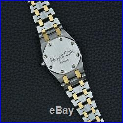 AUDEMARS PIGUET Royal Oak Lady QUARTZ 26mm vintage Steel Gold SWISS watch