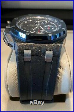 AUDEMARS PIGUET Royal Oak Offshore Carbon Black Ceramic 26400AU. OO. A002CA. 01 B/P
