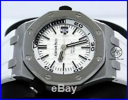 AUDEMARS PIGUET Royal Oak Offshore Diver 42mm 15710ST. OO. A002CA. 02 MINT