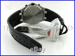 Ap Audemars Piguet Royal Oak Offshore Black Dial 44mm 26170st. Oo. D101cr. 03 Bnib