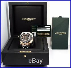 Audemaes Piguet Royal Oak Offshore 44mm 18K R Gold 26401RO. OO. A002CA. 02 UNWORN
