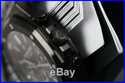 Audemars Piguet 41mm Royal Oak Chronograph Black PVD/DLC 26320ST. OO. 1220ST. 01