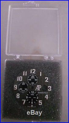 Audemars Piguet AP Royal Oak Offshore Terminator T3 Chronograph Black Dial