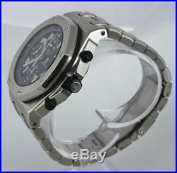 Audemars Piguet Black Themes Royal Oak Offshore Chronograph SS 42mm 26020 26170