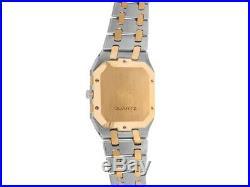 Audemars Piguet Jumbo Royal Oak Rectangular Stahl Gelbgold 38x28mm Ref. 6005