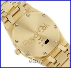 Audemars Piguet Royal Oak 15070 Mens Yellow Gold 33mm