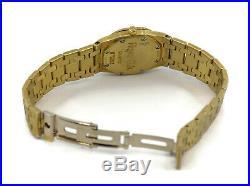 Audemars Piguet Royal Oak 18K Yellow Gold Watch