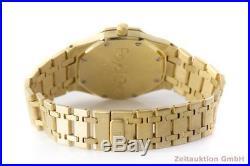 Audemars Piguet Royal Oak 18k Gold Automatik Herrenuhr C81807 VP 55800,-
