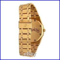 Audemars Piguet Royal Oak 18k Yellow Gold Automatic Watch 56023BA. 0.0477BA. 01