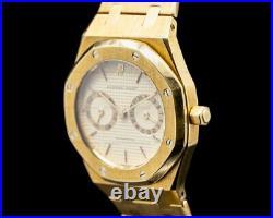 Audemars Piguet Royal Oak 25594 Day Date 18K Yellow Gold NICE