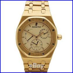 Audemars Piguet Royal Oak 25730BA 18k Yellow Gold Mens Watch