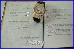 Audemars Piguet Royal Oak 25979or Ltd Ed. Box & Papers 18k Rose City Of Sails