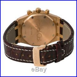 Audemars Piguet Royal Oak 26022OR. OO. D088CR. 01 Automatic Chronograph 18k RG 39mm