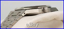 Audemars Piguet Royal Oak 36mm 14790ST White Stainless Steel Bracelet