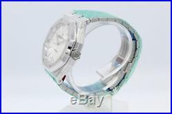 Audemars Piguet Royal Oak 37mm Silver Stick Dial 15450st. Oo. 1256st. 01