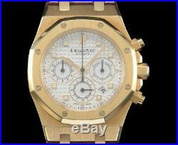Audemars Piguet Royal Oak 39mm Chronograph Gelbgold Ref. 26022BA. OO. D088CR. 01