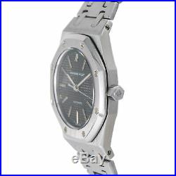 Audemars Piguet Royal Oak 4100ST Rare Tropical Dial Men's Watch Steel 36mm