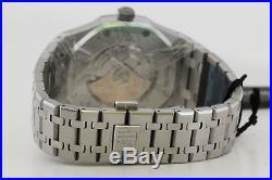 Audemars Piguet Royal Oak 41mm Grey Dial Watch 15400 15400ST. OO. 1220ST. 04 UNWORN