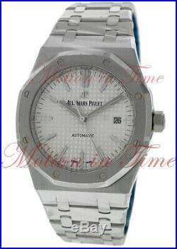 Audemars Piguet Royal Oak 41mm Stainless Steel Silver Dial 15400ST. OO. 1220ST. 02