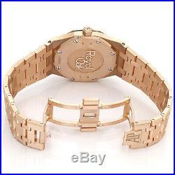 Audemars Piguet Royal Oak 67650OR. OO. 1261OR. 01 18K Rose Gold Ladies Watch