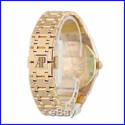 Audemars Piguet Royal Oak 67651OR. ZZ. 1261OR. 01 Ladies Watch NEW