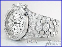 Audemars Piguet Royal Oak 750/18K Gold mit Diamanten nicht ORIGINAL 226 g