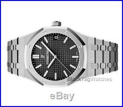 Audemars Piguet Royal Oak Automatic 15500st. Oo. 1220st. 03 New Mens Watch