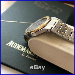 Audemars Piguet Royal Oak Automatic 36mm Gold Steel 14700 SA