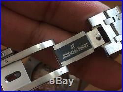 Audemars Piguet Royal Oak Automatic 41mm 15400ST. OO. 1220ST. 01 Tribute