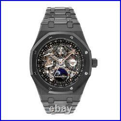 Audemars Piguet Royal Oak Black Ceramic Openworked Watch 26585CE. 00.1225CE. 01