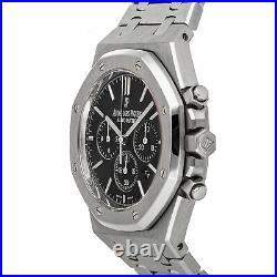 Audemars Piguet Royal Oak Chrono Auto Steel Mens Watch 26320ST. OO. 1220ST. 01