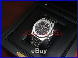Audemars Piguet Royal Oak Chronograph 41mm Black Dial S/S 26320ST. OO. 1220ST. 01