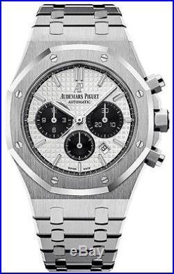 Audemars Piguet Royal Oak Chronograph 41mm Panda Dial Steel 26331ST. OO. 1220st. 03