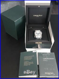 Audemars Piguet Royal Oak Chronograph Pride of Italy Ltd. Ref. 26326ST