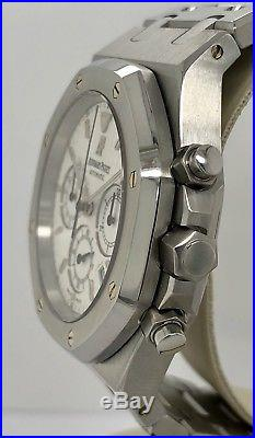 Audemars Piguet Royal Oak Chronograph Silver Dial 39mm 25860ST. OO. 1110ST. 05
