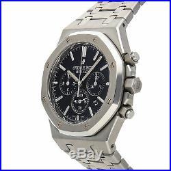 Audemars Piguet Royal Oak Chronograph Steel Auto Watch 26320ST. OO. 1220ST. 01