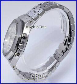 Audemars Piguet Royal Oak Chronograph Watch Box/Papers 25860ST. OO. 1110ST. 05
