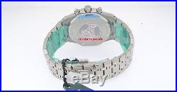 Audemars Piguet Royal Oak Chronograph White Dial 41 mm Case 26320ST. OO. 1220ST. 02