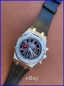 Audemars Piguet Royal Oak City of Sails Alinghi Chronograph Limited Edition