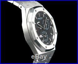 Audemars Piguet Royal Oak DUAL TIME Stahl Ref. 26120ST. OO. 1220ST. 03NEUWERTIG