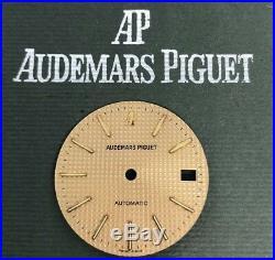 Audemars Piguet Royal Oak Dial Ref. 14790BA 36mm Long Yellow Gold Index Vintage