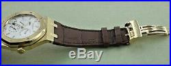 Audemars Piguet Royal Oak Dual Time 26120. BA 39mm Yellow Gold