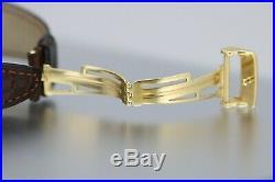 Audemars Piguet Royal Oak Dual Time Power Reserve 18K Yellow Gold Watch 26120BA
