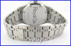 Audemars Piguet Royal Oak Dual Time Power Reserve 25730ST. OO. 0789ST Box & Docs