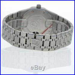 Audemars Piguet Royal Oak Dual Time Power Reserve Silver 26120ST. OO. 1220ST. 01