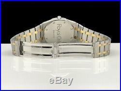 Audemars Piguet Royal Oak Edelstahl/Gold Quartz Ca. 36mm