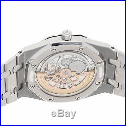 Audemars Piguet Royal Oak Jumbo Auto 39mm Steel Mens Watch 15202ST. OO. 0944ST. 01