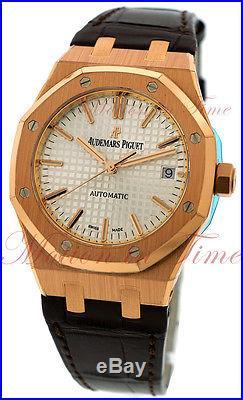 Audemars Piguet Royal Oak Ladies Automatic Rose Gold 37mm 15450OR. OO. D088CR. 01